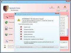 fake computer security warning