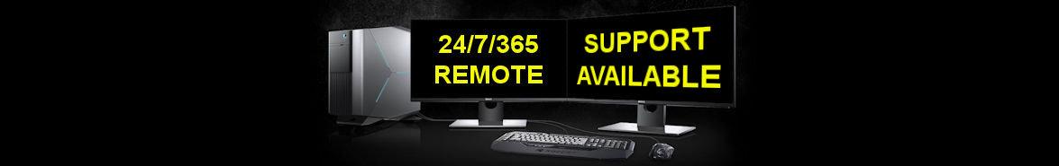 24/7/365 Services Header