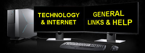 Technology and Internet Links