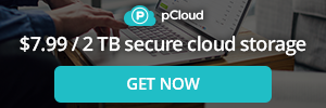 pCloud Ad